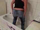 Amateurvideo Jeans pissen von HeisseValentine